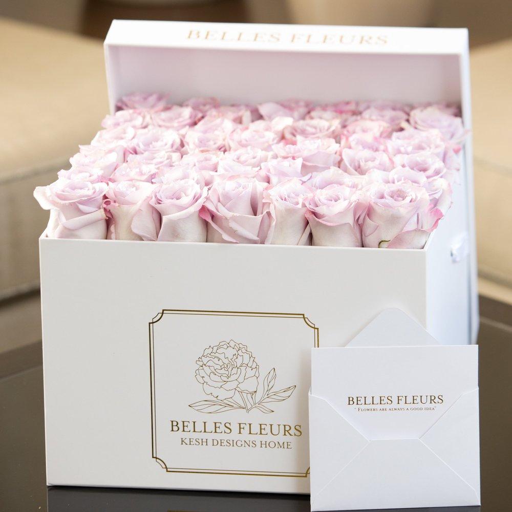 LUXURY FLOWER BOXES