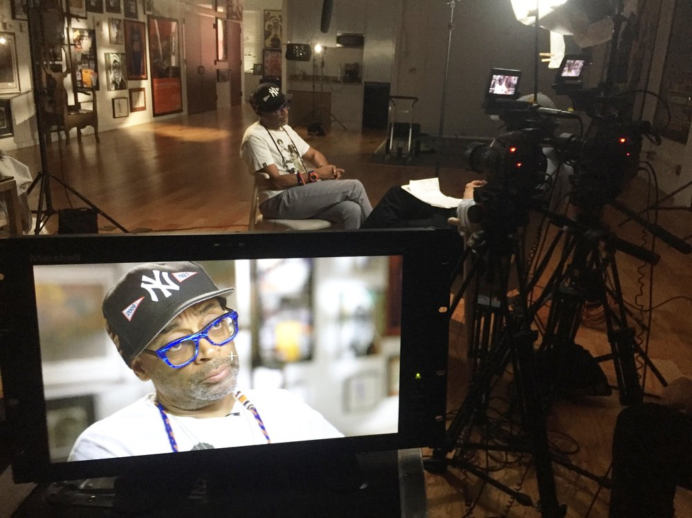 Spike Lee BTS.JPG