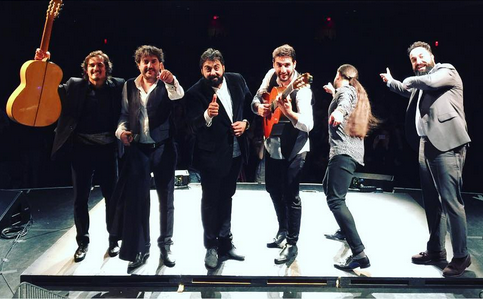 The Paco de Lucía Project at the Berklee Performance Center