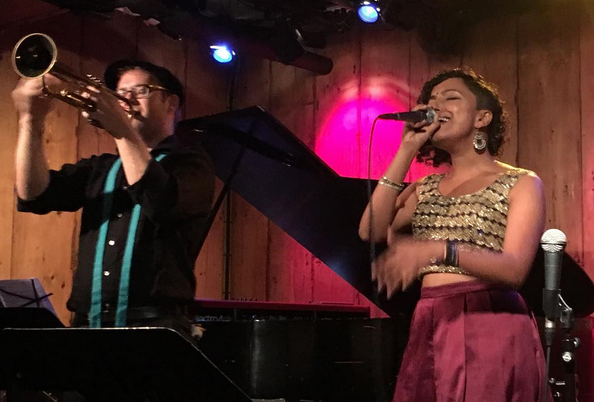 Shilpa Ananth at Rockwood Music Hall