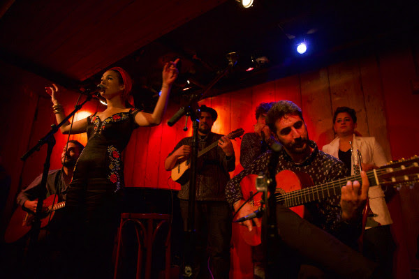 Nella at Rockwood Music Hall