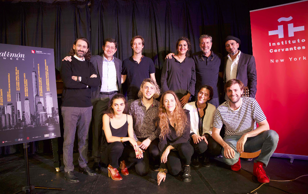 Berklee Meets Lorca at the Instituto Cervantes