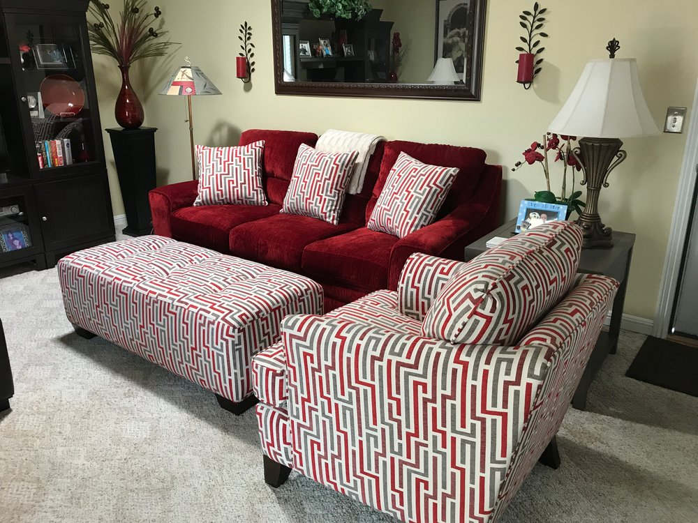 Providing All Types Of Furniture Upholstery Restoration.