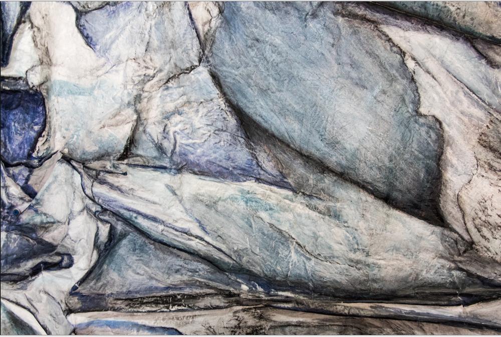 Abstract Interior Design M Decor - affordable art blue