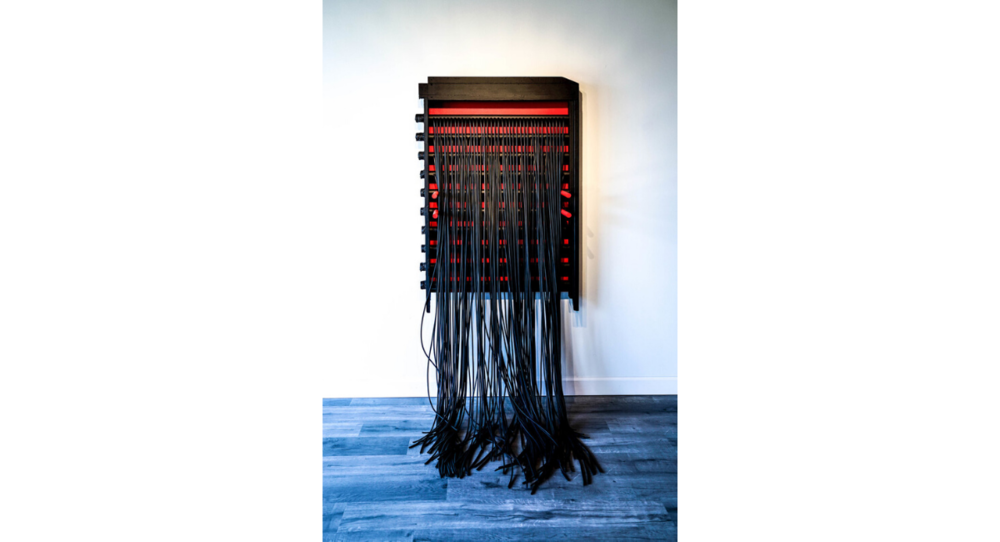 Scott Vincent Campbell  Caro Kann, M Contemporary Art, 2018