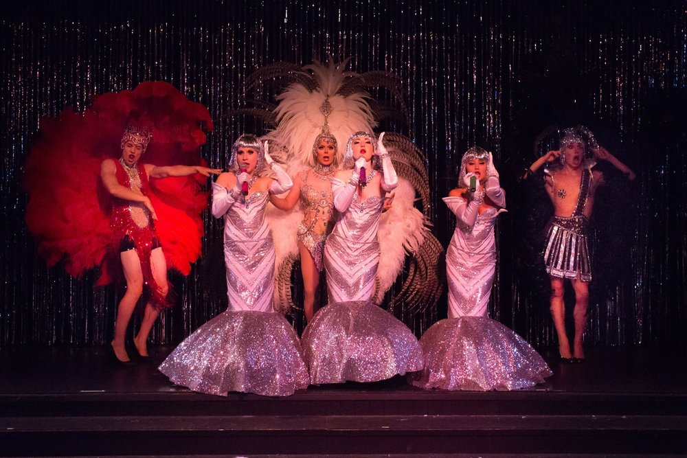 Priscilla Queen of the Desert at Clear Space Rep