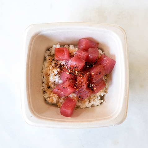 Blue Hill Bay Smoked Ahi Tuna Poke Bowl Ready-to-Eat