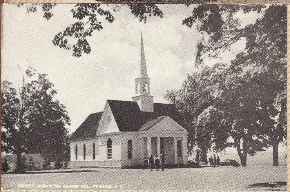Christ's Church on Quaker Hill