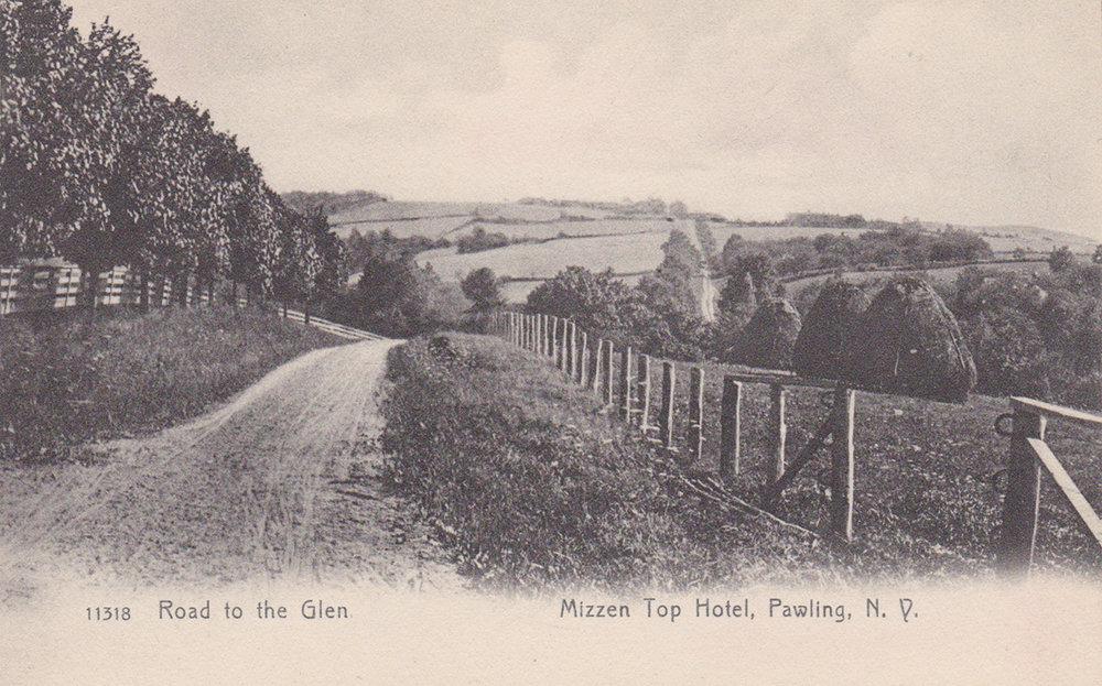 Road to the Glen, Mizzen Top Hotel