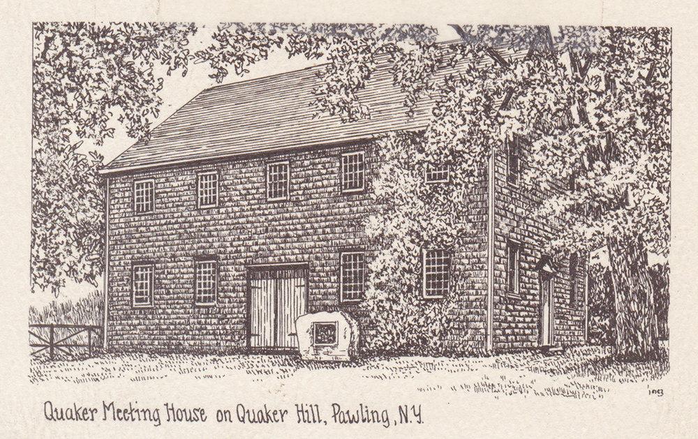 Quaker Meeting House
