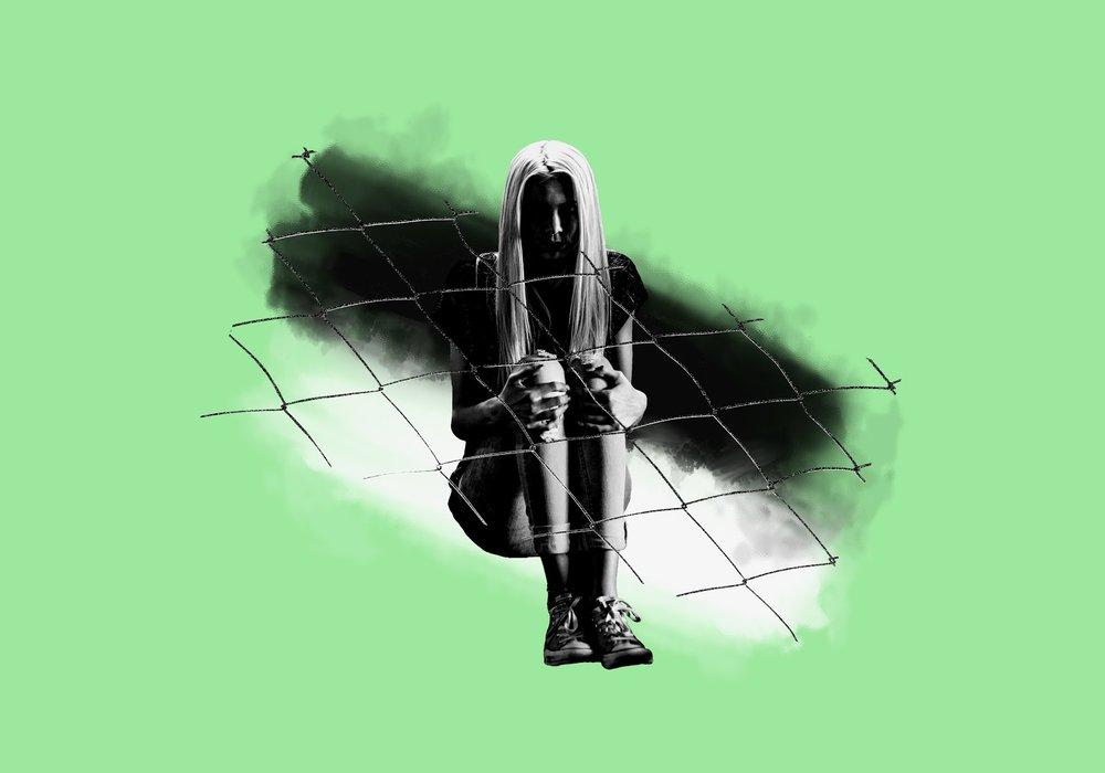 Trapped | Nelsa Richardson