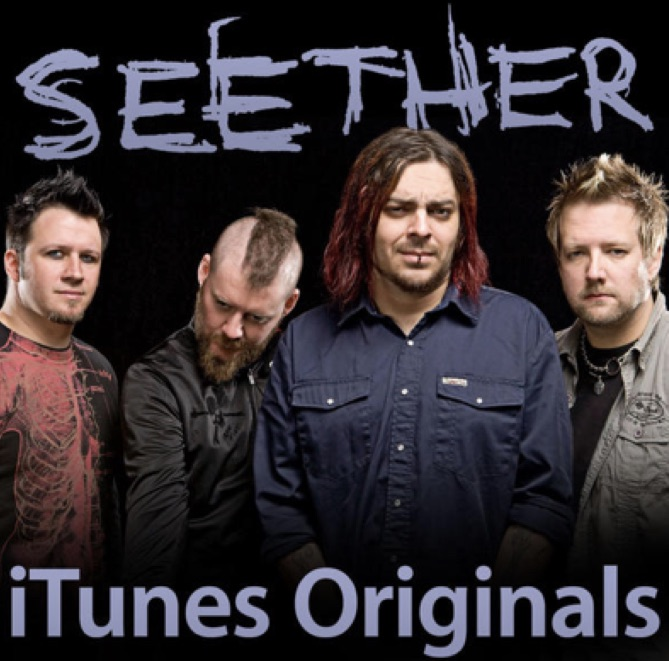Seether iTunes Original.jpg