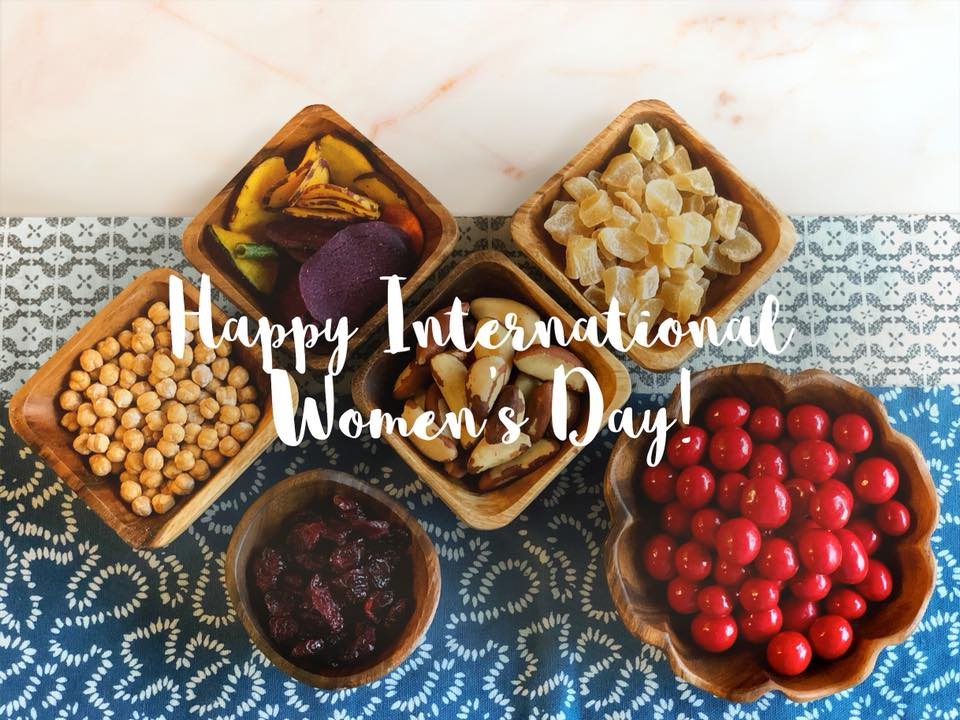 Women's Day - Foods healthiest for women!
