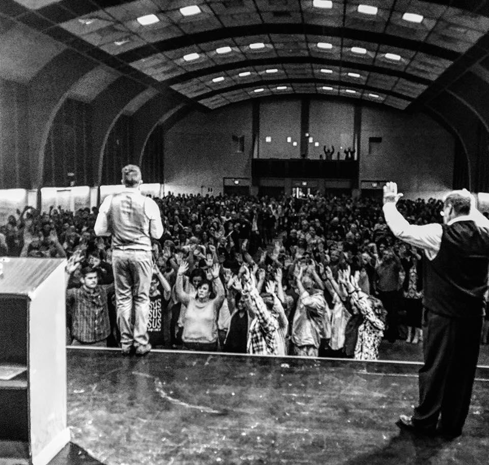 Meteoric Rise of Indiana Evangelist