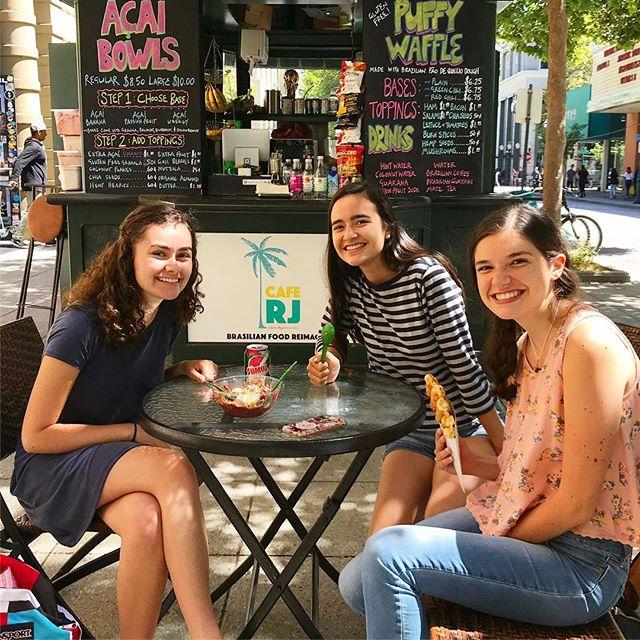 Nothing beats açaí in summer!