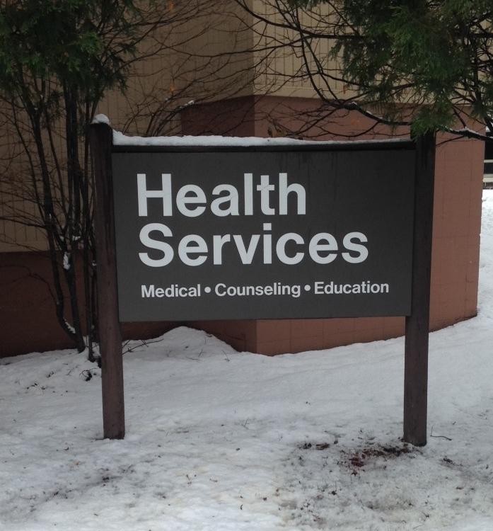 UMD Health Services. Photo courtesy of Cassidy Johnson.