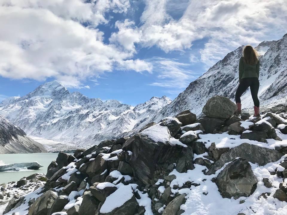"""Places Winner: Rachel Wachtler - """"Mt. Cook"""" - New Zealand"""
