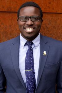 Student Body President Mike Kenyanya. Photo courtesy of UMD