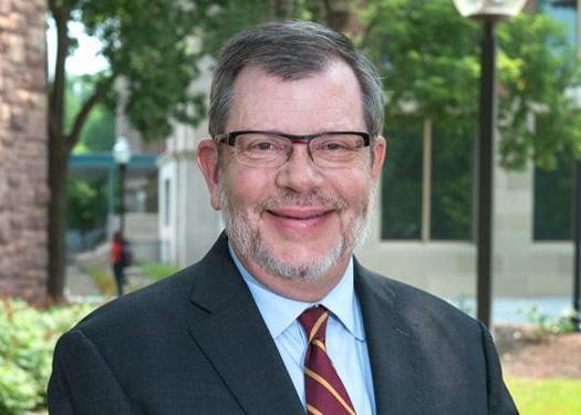 University of Minnesota President Eric Kaler. Image courtesy of UMD