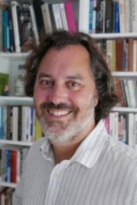 UMD professor and president of the University Education Association Scott Laderman. Photo courtesy of UMD