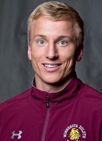 Senior caption wide receiver, Jason Baltz (No. 13). Photo courtesy of UMD Athletics