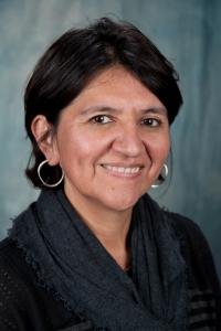 Susana Pelayo-Woodward, director of the Office of Diversity & Inclusion. Photo courtesy of the UMD Multicultural Center.
