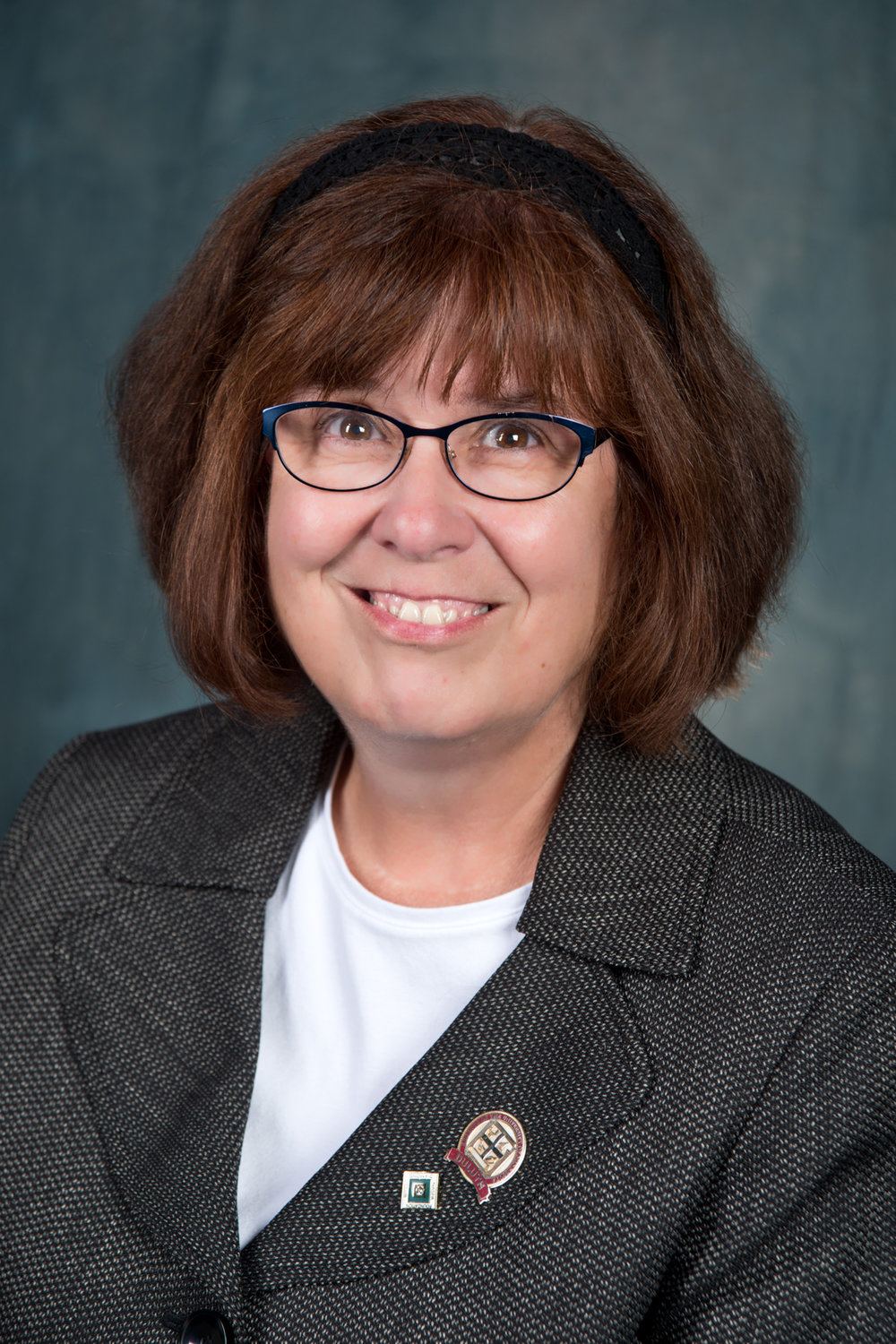 Vice chancellor of the University of Minnesota Duluth, Dr. Lisa Erwin. Photo courtesy of UMD