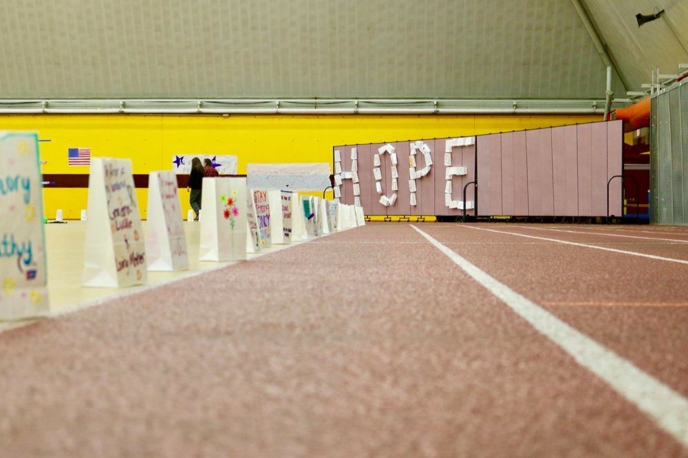 Last year's Relay for Life. Photo courtesy of Anna Neuman.