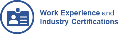Our program gives every student real Work Experience and Industry Certifications in computing-related fields.  Every CSH student works in a paid summer job or internship.