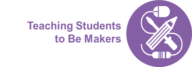 We believe students learn best and feel most empowered when they have to apply their learning to build and create things in the real world.