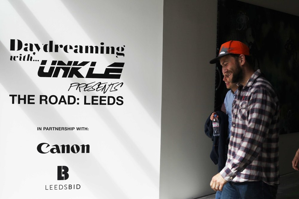 Daydreaming with UNKLE:  An engaging multimedia show with cultural pioneers UNKLE featuring Music / Fashion / Film / Toys / Art / Digital Art. Find out more...