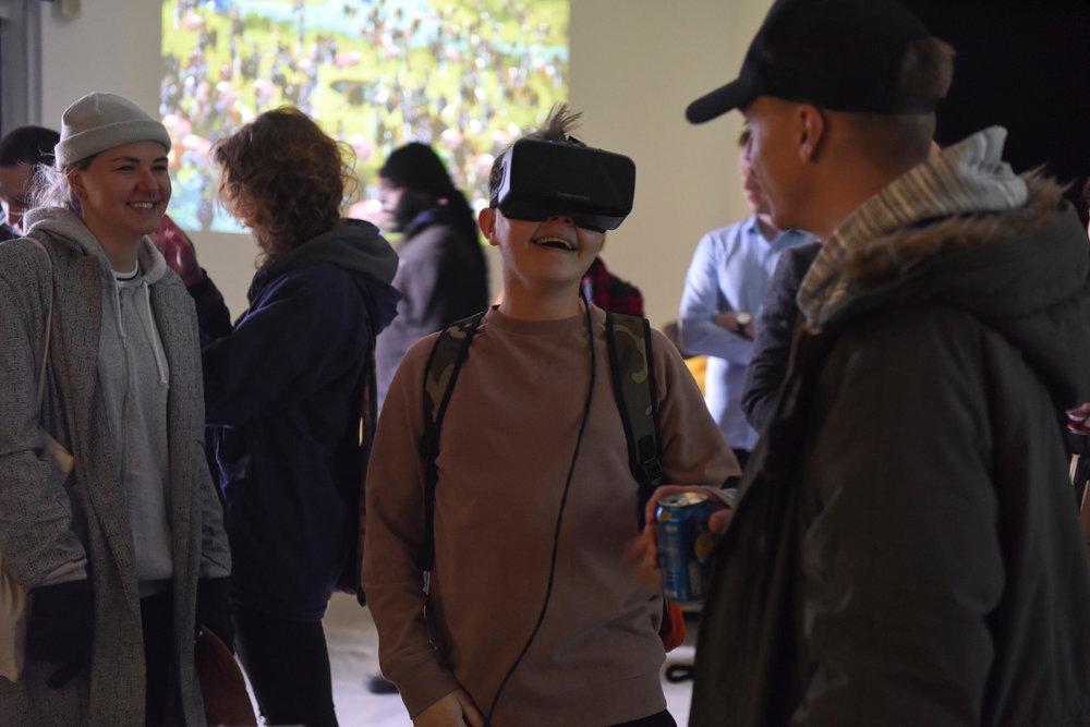 'New Jerusalem' by Takeo Magruder -VR installation at Lumen Prize 2016