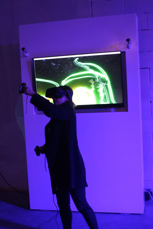 The House Of Peroni: Virtual Art Installation  with Fabio Giampietro.