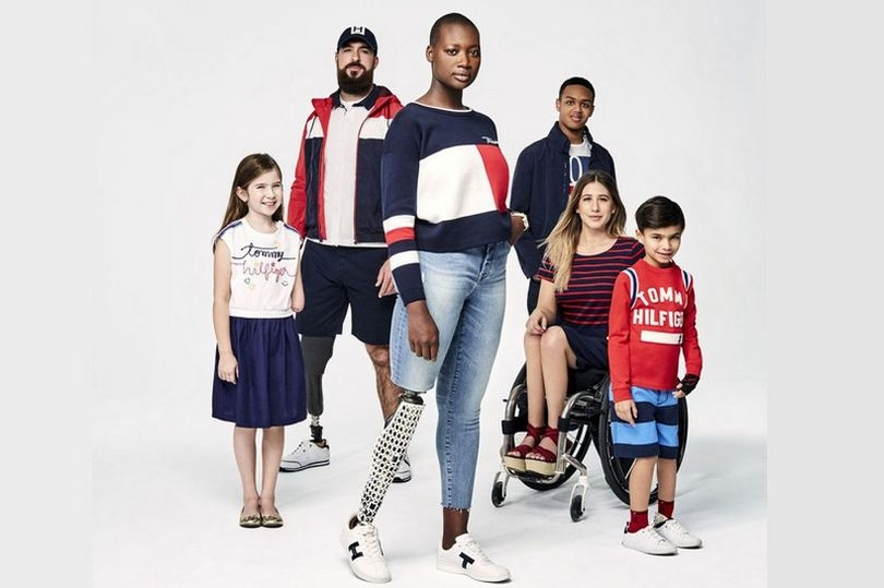 "Tommy Hilfiger has set the bar high for diversity in their latest range- the  Adaptive Collection.   The US designer brand has revealed the collection which features many styles and designs to help people with disabilities dress themselves with ease.With the encouragement and ingenuity of a designer/mom who was trying to solve the clothing needs of her son, the Tommy Hilfiger brand embraced and understood a market in need of design as well as accommodation to their special requirements for independent living  ""Tommy Adaptives mission is to be inclusive and empower people of all abilities to express themselves through fashion,"" the company said in a press release."