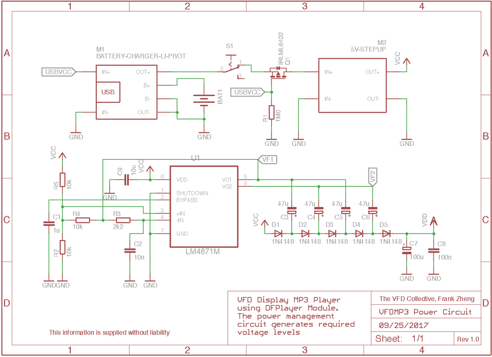 Power Management Circuit