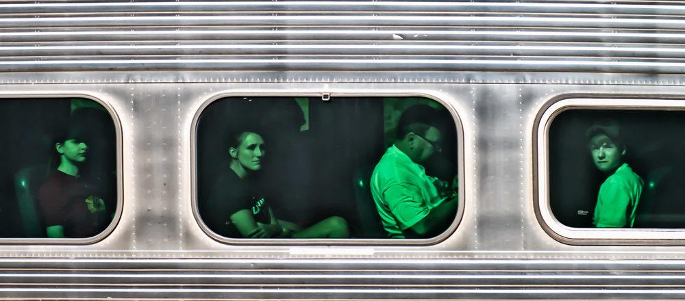 Green #5, 2013