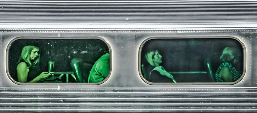 Green #6, 2013