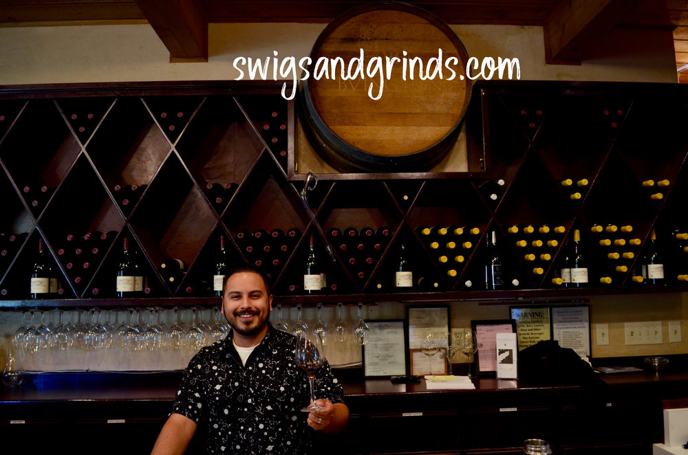 Vince Robledo, CS, Director Of Wine Sales