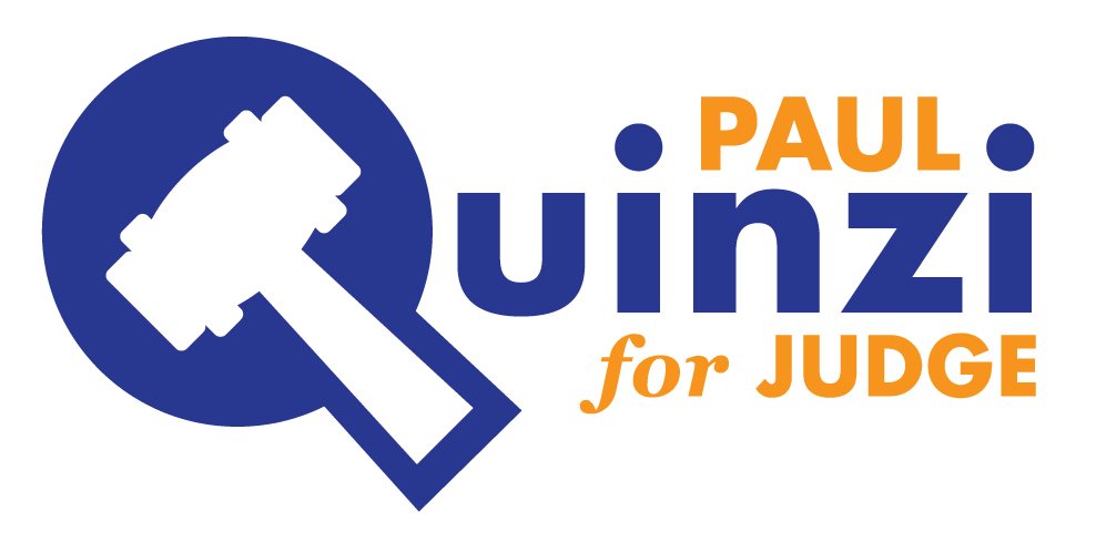 Paul Quinzi For Judge