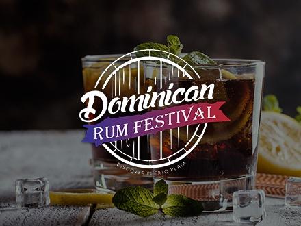Dominican Rum Festival - JULIO 6-7 - Puerto Plata