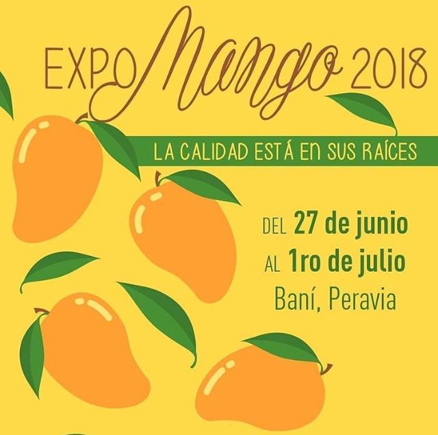 J U N I O 27 - 1RO. J U L I O -Festival del Mango- Baní- República Dominicana.