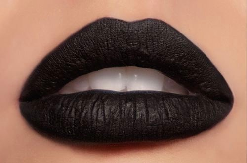 "Our true matte black lipstick, ""Silent Killer"", is for the bold, brave, and fearless! Purchase yours, today! #silentkiller #jautreycosmetics"