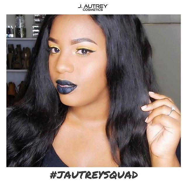@jackie_annette x Silent Killer #jautreysquad #jautreycosmetics
