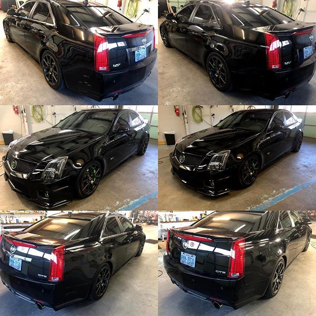 Kenneth brought this beautiful Cadillac CTS-V for chrome blackout using 3M vinyl. The grill trim, license plate trim, and window moldings were all blacked out. Keep an eye out for this beast!  910-506-8468 (TINT) www.InvictusAA.com #veteranowned #veteranownedbusiness #blackedout #ctsv #cadillacctsv @cadillacoffayettevillenc @cadillac @veteranowned #vetrepreneur @3mfilms @ffellers #ctsvnation #veteranownedsmallbusiness