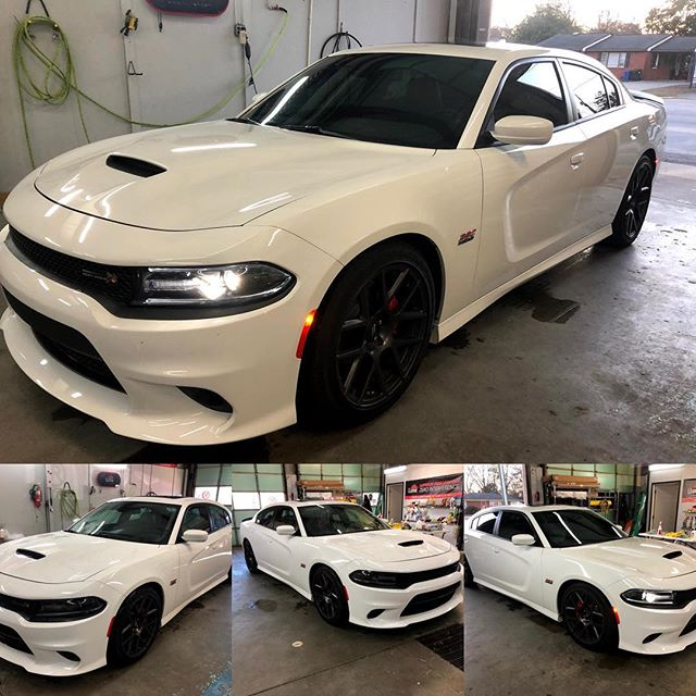 This is how a proper Dodge Charger should look. Kerry applies only the best in LLumar Window tint and it shows a night and day difference! Thanks for trusting us with your vehicle!  Veteran Owned and Veteran Operated! 910-506-8468 (TINT) www.InvictusAA.com  @llumarfilms @dodgenation @crowndodgefayvl @dodgeofficial @dodgechargerlife #dodgecharger #dodge #charger #vetrepreneur #veteranowned #veteranownedbusiness #veteranownedandoperated