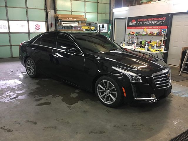 Cadillac always look mean and classy blacked out. With LLumar Window Film on board this Cadillac CTS fits the bill! That's is for bringing this by! Veteran Owned and Veteran Operated! Call us for your tinting needs. 910-506-8468 (TINT) www.InvictusAA.com  @llumarfilms @llumarcanada @cadillac @cadillacoffayettevillenc @cadillacs_fan #cadillaccts #vetrepreneur #veteranbusiness #veteranownedandoperated #veteranownedbusiness #veteranownedsmallbusiness #tint #tintlife