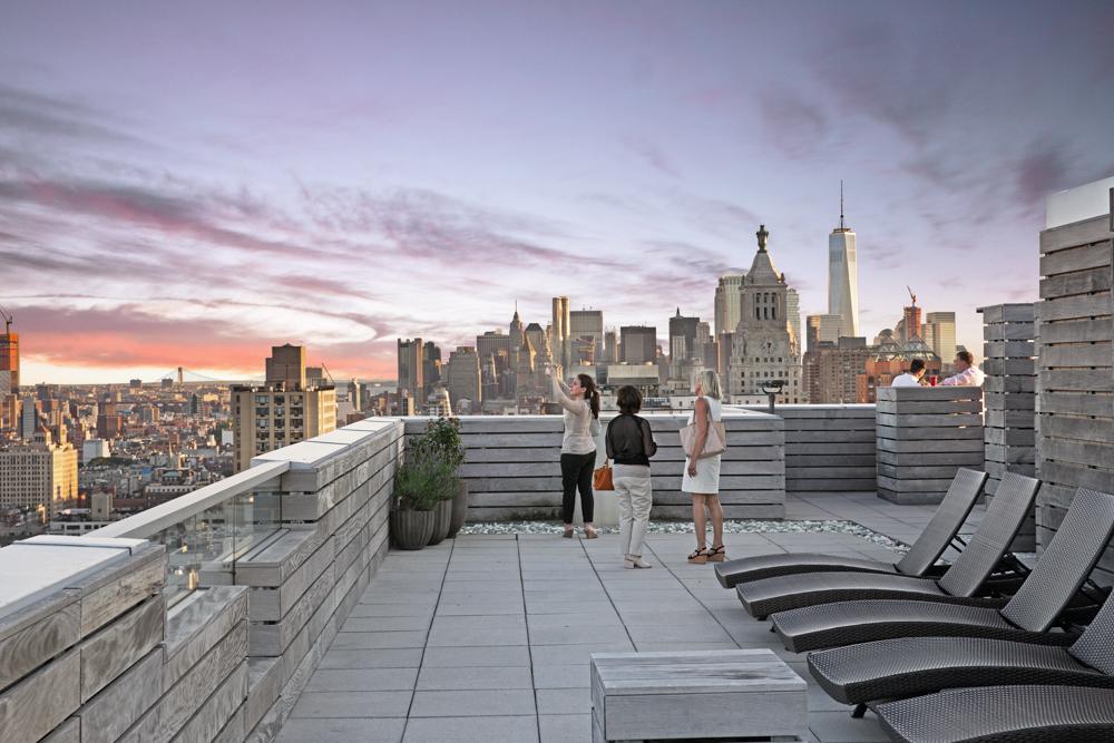 Amazing NYC Roof Top