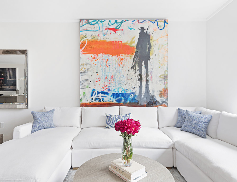 Battery Park,NYC - Residential interior