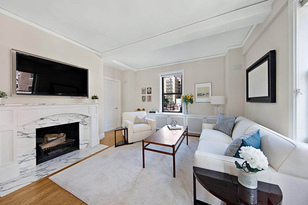 GreenwichVillage,NYC - Residential interior