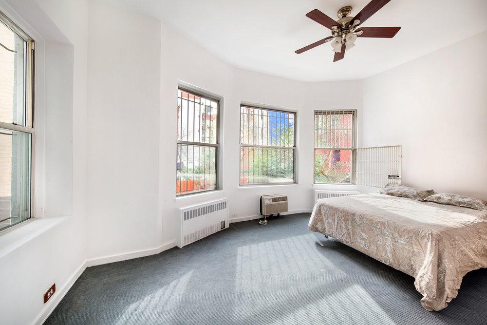 Bedroom- Before Virtual Staging